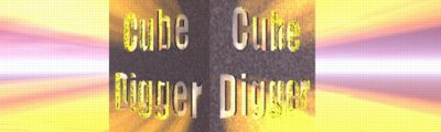 Cube Digger banner.